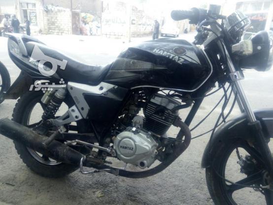 موتورسیکلت اوراقی
