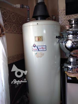 آبگرمکن گازی 120لیتری