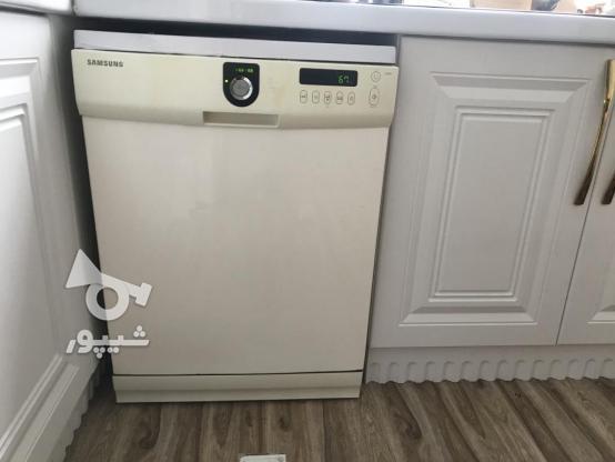 ماشین ظرفشویی سامسونگ اصل کره